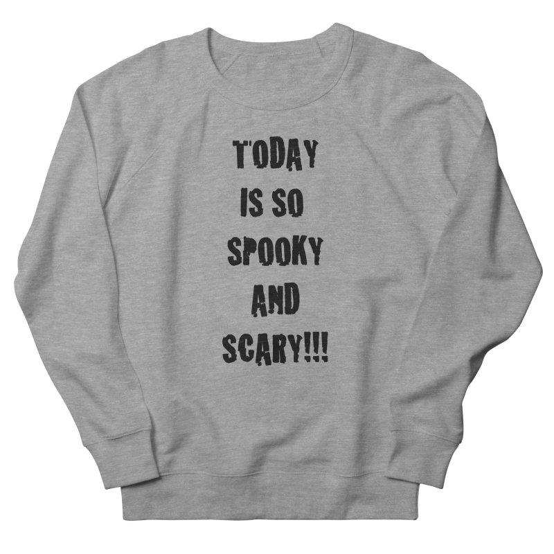 Halloween Tee Women's French Terry Sweatshirt by DrinkIN GeekOUT's Artist Shop
