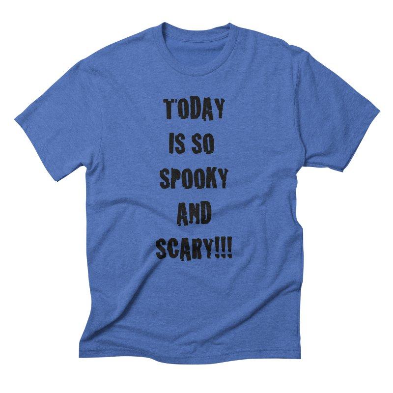 Halloween Tee Men's Triblend T-Shirt by DrinkIN GeekOUT's Artist Shop