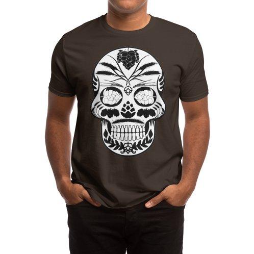 image for Hoppy Sugar Skull B&W