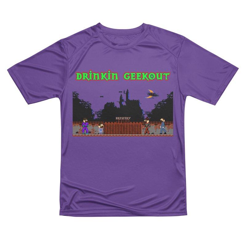 DiGovania Women's Performance Unisex T-Shirt by DrinkIN GeekOUT's Artist Shop
