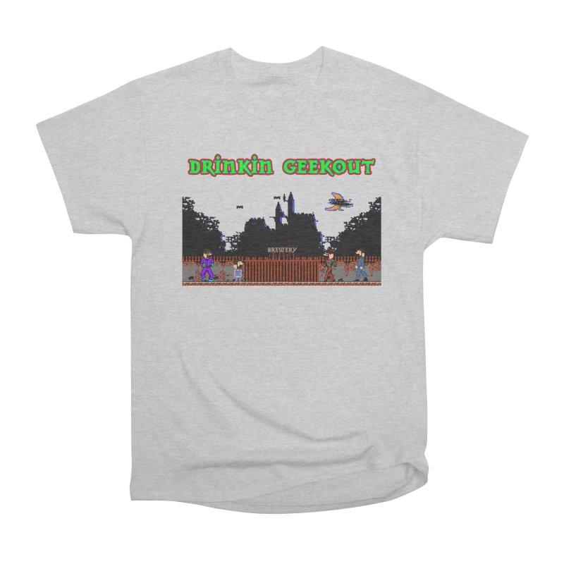 DiGovania Women's Heavyweight Unisex T-Shirt by DrinkIN GeekOUT's Artist Shop