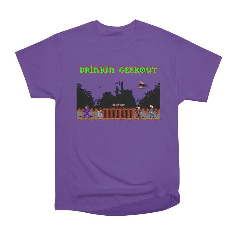 DiGovania Men's Heavyweight T-Shirt by DrinkIN GeekOUT's Artist Shop