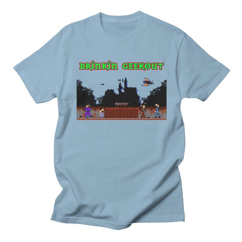 DiGovania Men's Regular T-Shirt by DrinkIN GeekOUT's Artist Shop