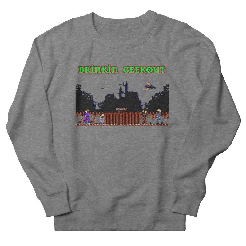DiGovania Women's French Terry Sweatshirt by DrinkIN GeekOUT's Artist Shop