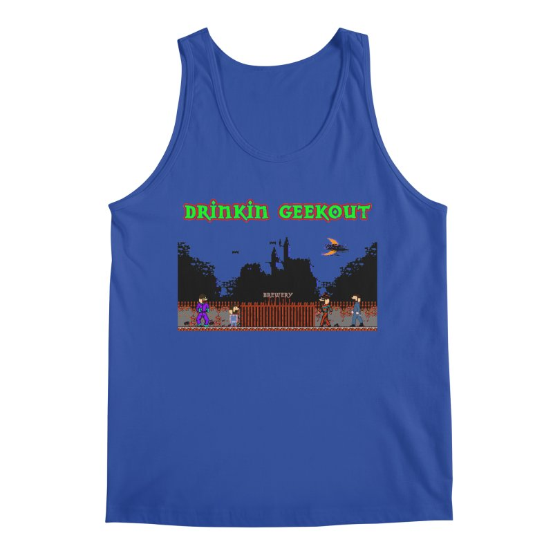 DiGovania Men's Regular Tank by DrinkIN GeekOUT's Artist Shop