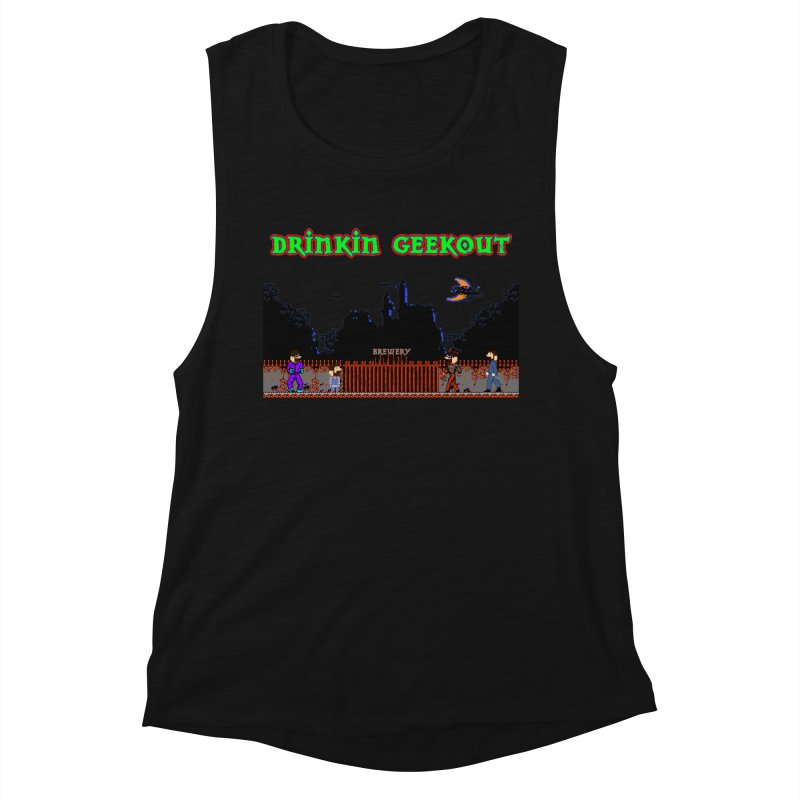 Women's None by DrinkIN GeekOUT's Artist Shop