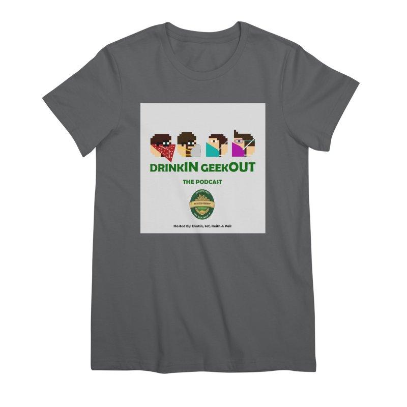 Digo and PPE Women's T-Shirt by DrinkIN GeekOUT's Artist Shop