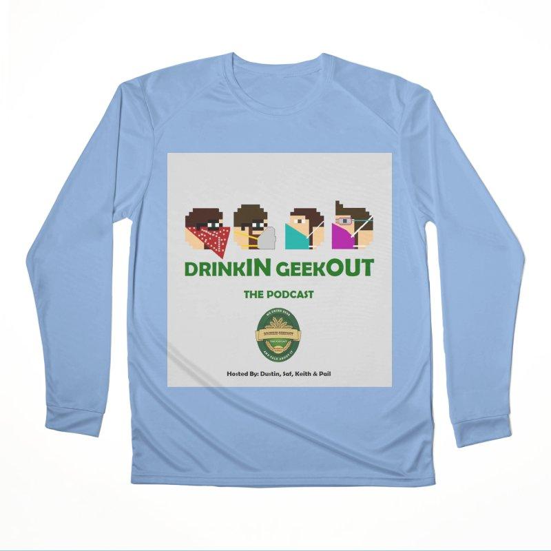 Digo and PPE Women's Longsleeve T-Shirt by DrinkIN GeekOUT's Artist Shop