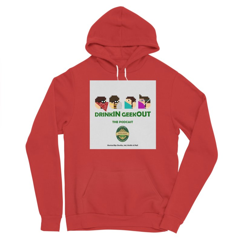 Digo and PPE Men's Pullover Hoody by DrinkIN GeekOUT's Artist Shop