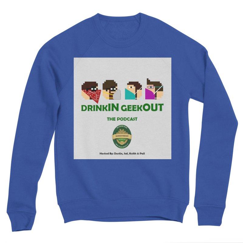 Digo and PPE Men's Sweatshirt by DrinkIN GeekOUT's Artist Shop