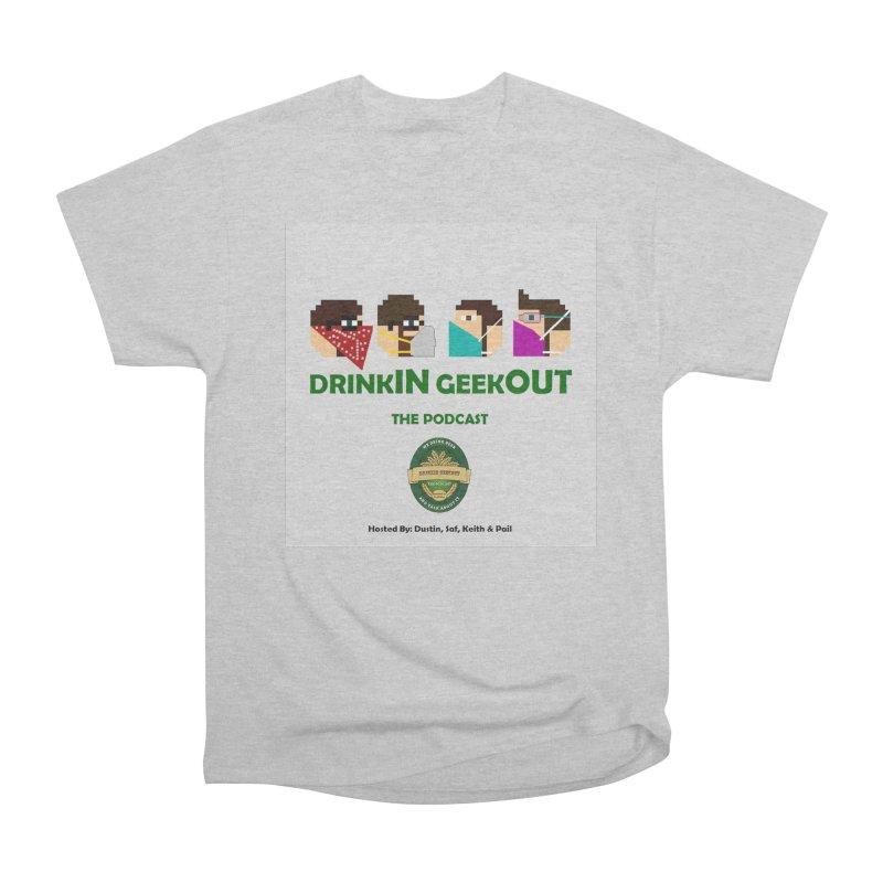 Digo and PPE Men's T-Shirt by DrinkIN GeekOUT's Artist Shop