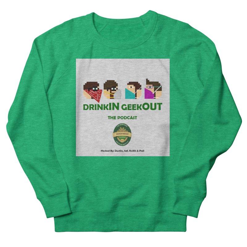 Digo and PPE Women's Sweatshirt by DrinkIN GeekOUT's Artist Shop