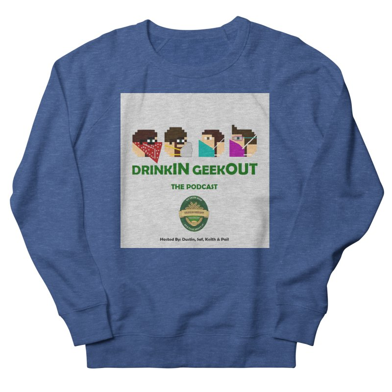 Digo and PPE Men's Sweatshirt by DrinkIN GeekOUT's Artist Shop