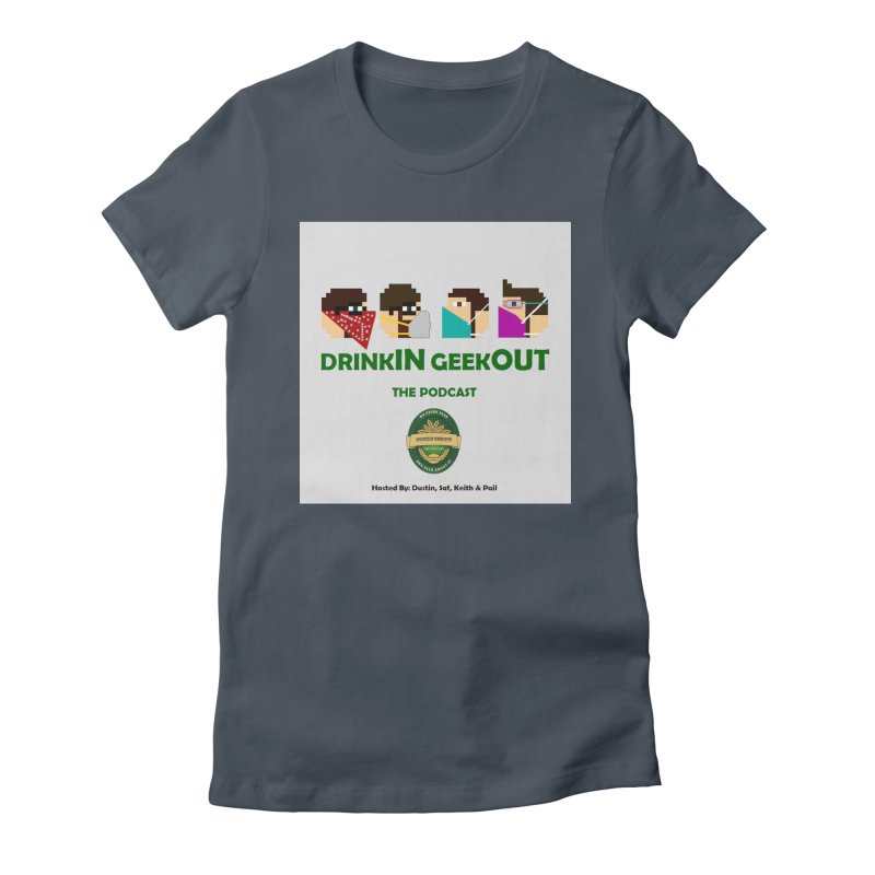 Digo and PPE Women's T-Shirt by DrinkIN GeekOUT's Artist Shop