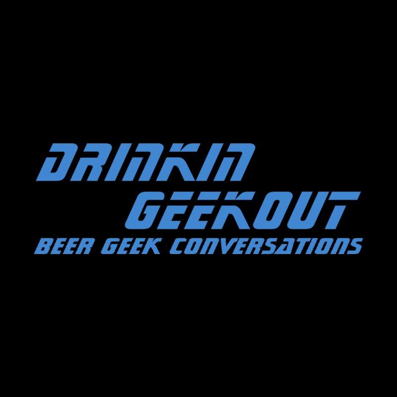 DrinkIN GeekOUT: Beer Geek Conversations Kids Toddler Pullover Hoody by DrinkIN GeekOUT's Artist Shop