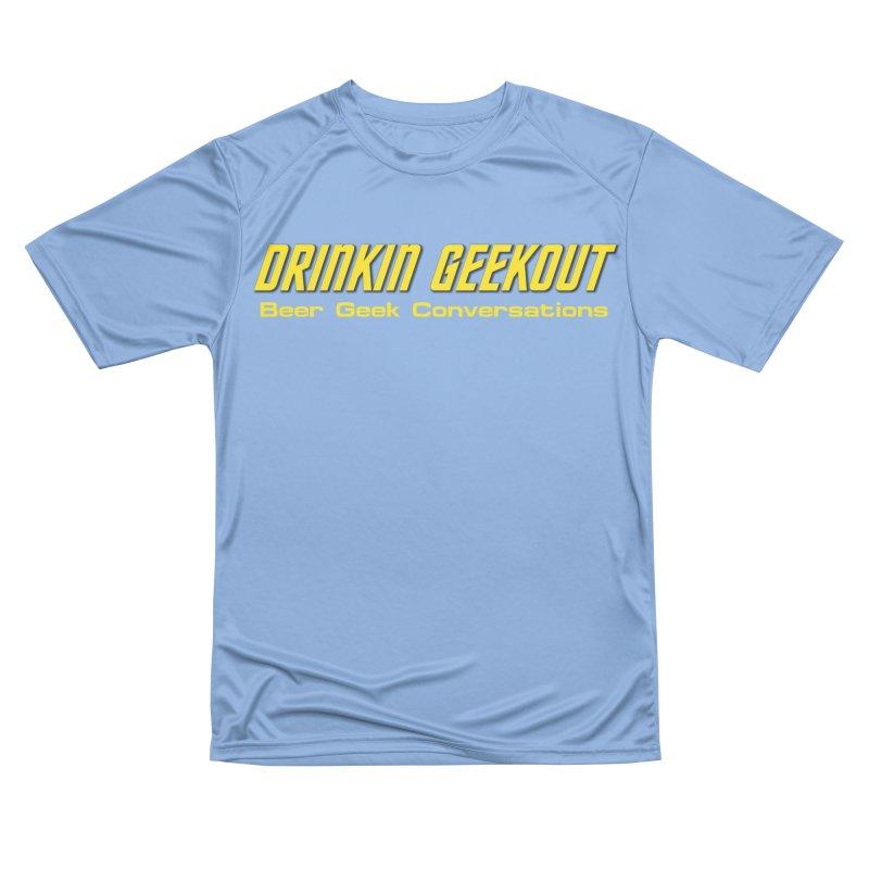 DiGo Trek (TOS) Women's T-Shirt by DrinkIN GeekOUT's Artist Shop