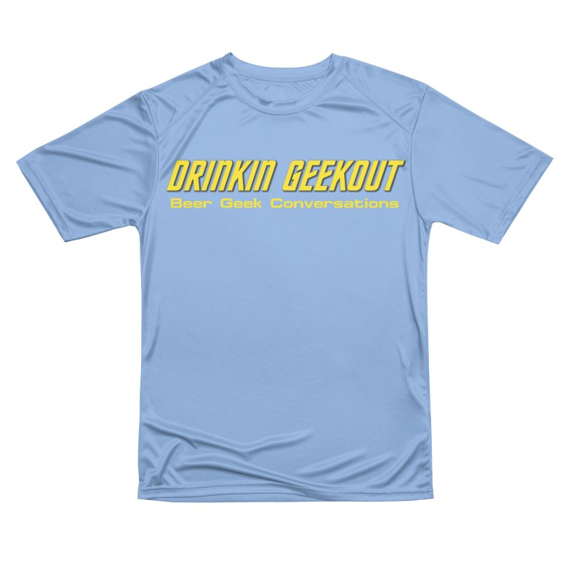 DiGo Trek (TOS) Men's T-Shirt by DrinkIN GeekOUT's Artist Shop