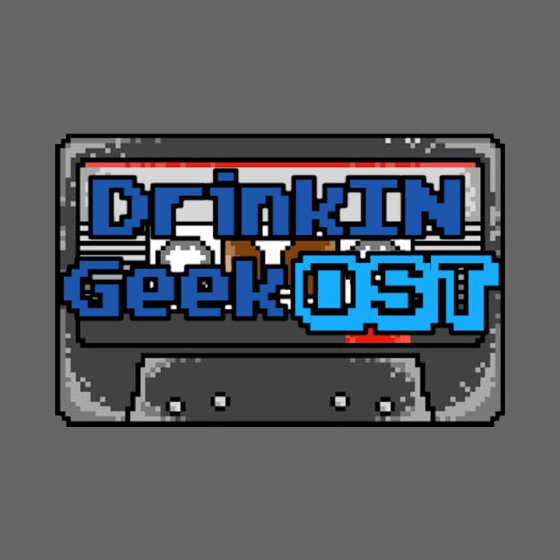 DrinkIN GeekOST Tape Men's T-Shirt by DrinkIN GeekOUT's Artist Shop