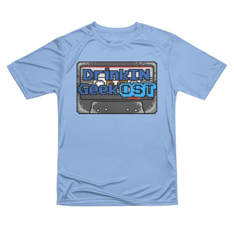 DrinkIN GeekOST Tape Men's T-Shirt by DrinkIN GeekOUT's Artist Shop