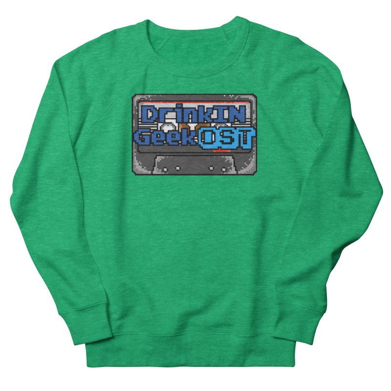 DrinkIN GeekOST Tape Women's Sweatshirt by DrinkIN GeekOUT's Artist Shop