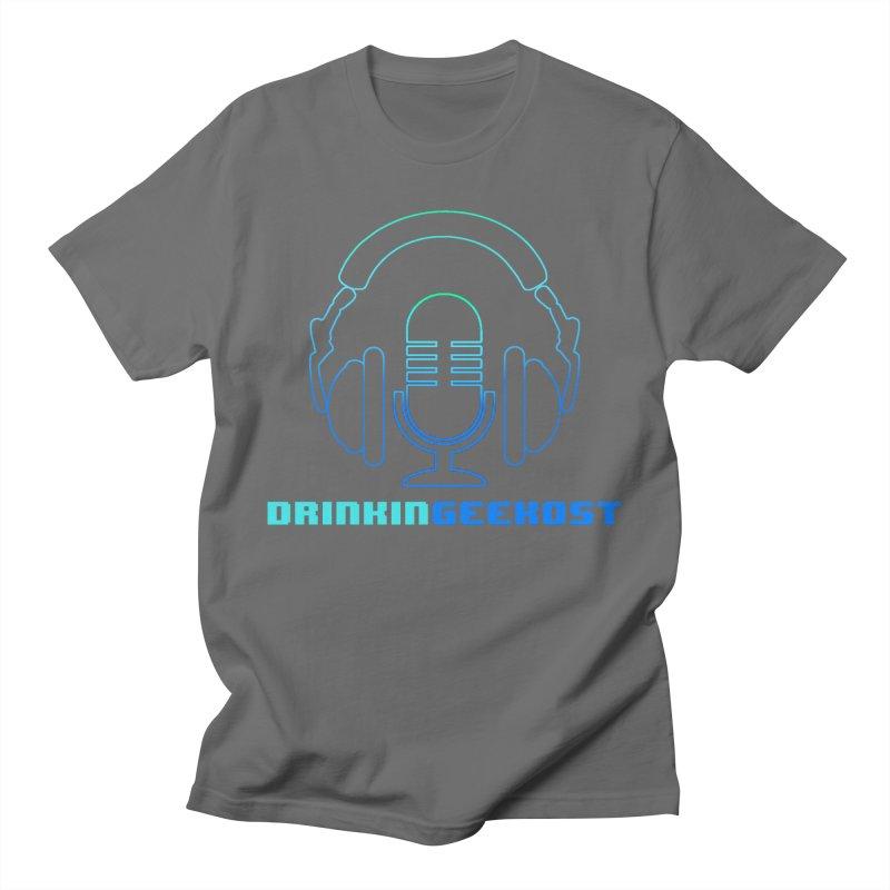 OST Men's T-Shirt by DrinkIN GeekOUT's Artist Shop