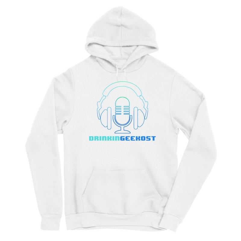 OST Men's Pullover Hoody by DrinkIN GeekOUT's Artist Shop