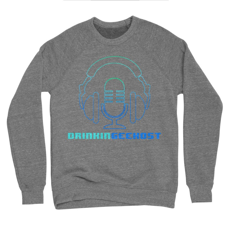 OST Men's Sweatshirt by DrinkIN GeekOUT's Artist Shop
