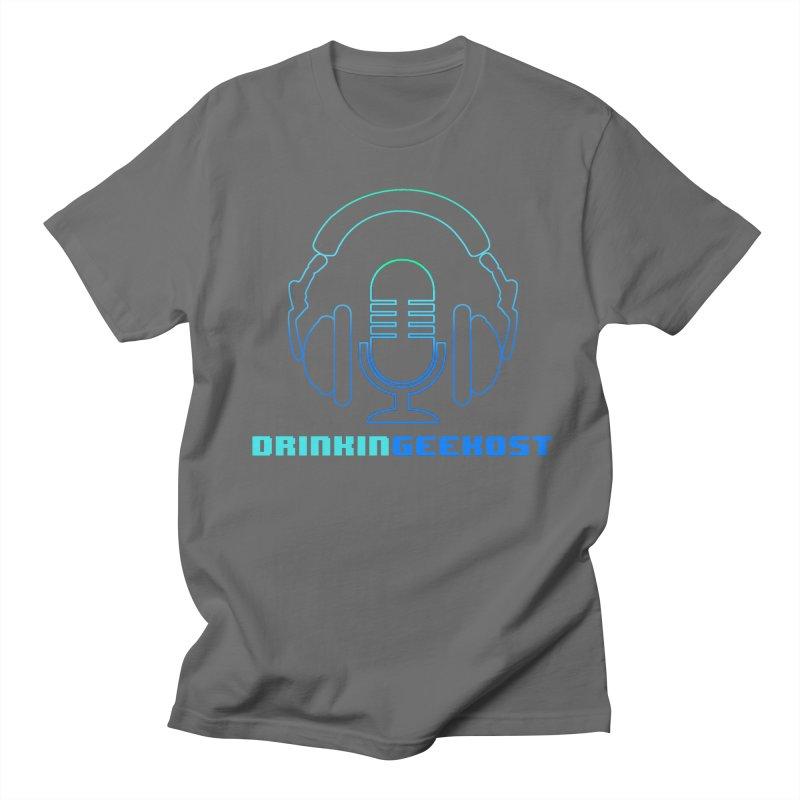 OST Women's T-Shirt by DrinkIN GeekOUT's Artist Shop