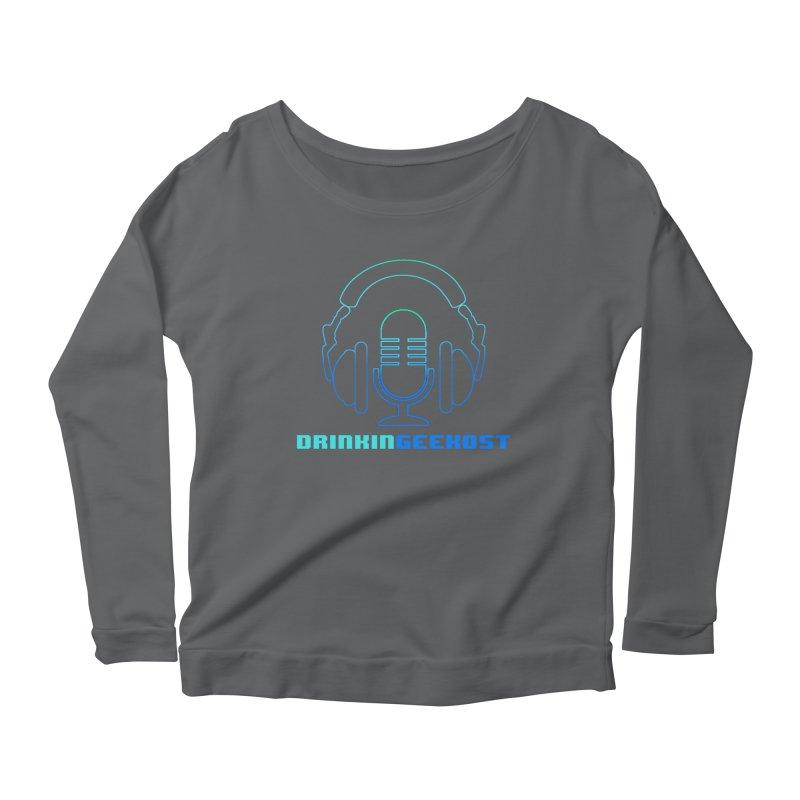 OST Women's Longsleeve T-Shirt by DrinkIN GeekOUT's Artist Shop