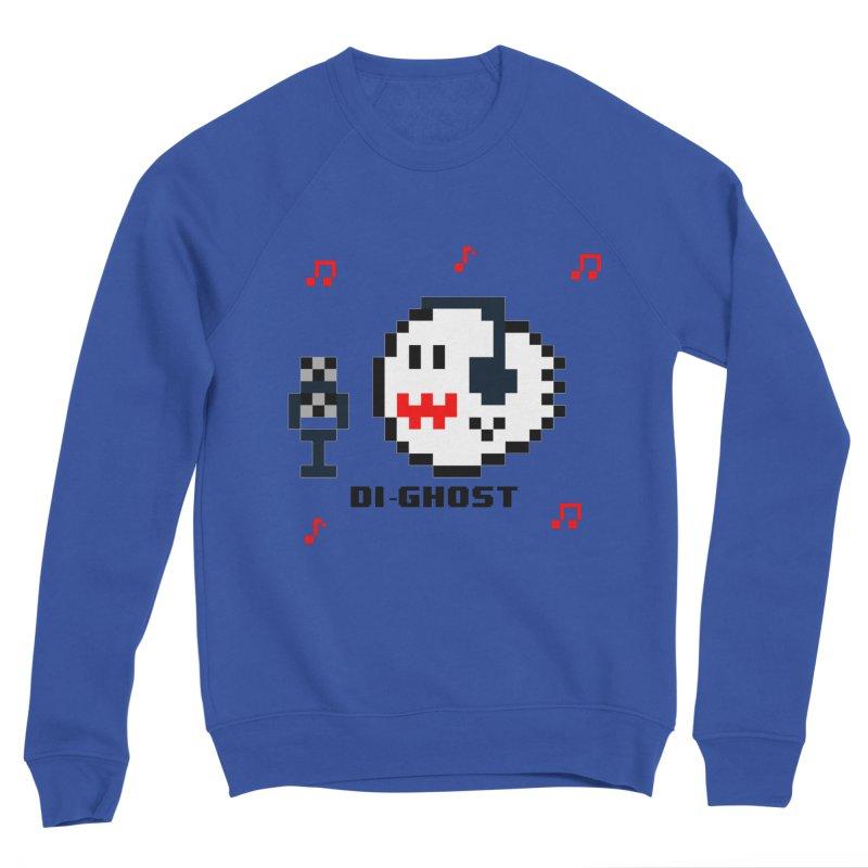 DiGhost Men's Sweatshirt by DrinkIN GeekOUT's Artist Shop