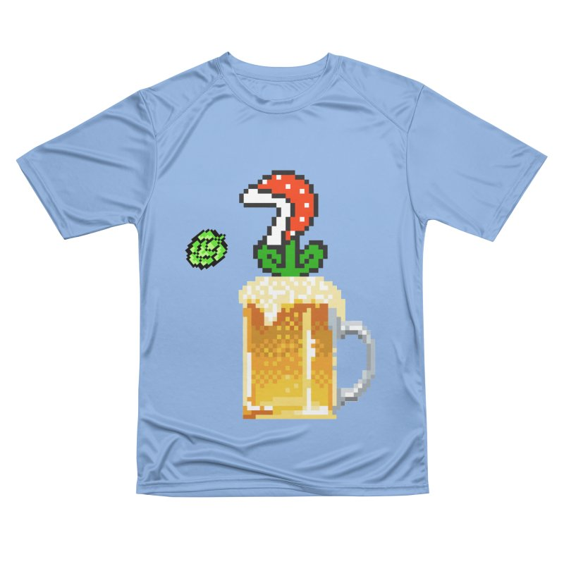 Beeranha Plant Men's T-Shirt by DrinkIN GeekOUT's Artist Shop