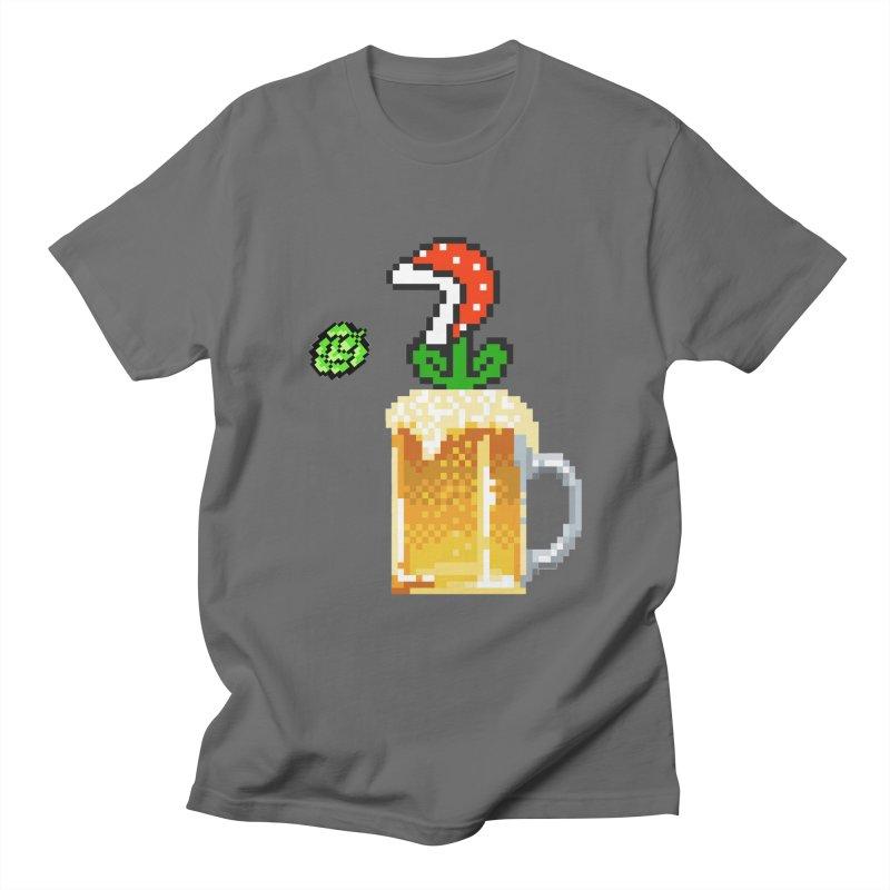 Beeranha Plant Men's T-Shirt by DrinkIN GeekOUT's Artist Shop
