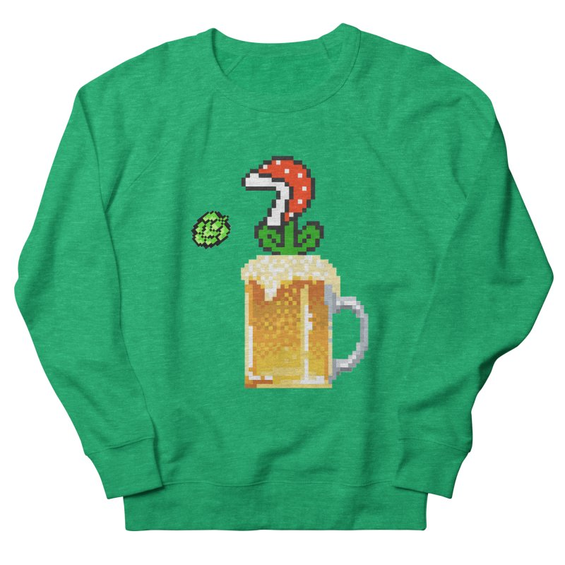 Beeranha Plant Women's Sweatshirt by DrinkIN GeekOUT's Artist Shop