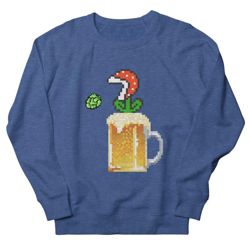 Beeranha Plant Men's Sweatshirt by DrinkIN GeekOUT's Artist Shop
