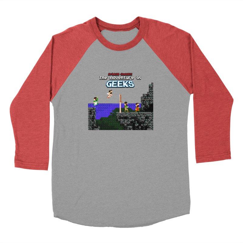 DiGo: The Adventure of Geeks Men's Longsleeve T-Shirt by DrinkIN GeekOUT's Artist Shop