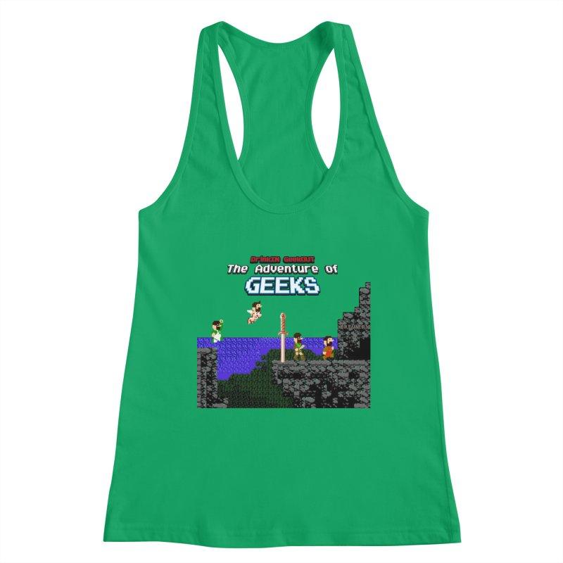 DiGo: The Adventure of Geeks Women's Tank by DrinkIN GeekOUT's Artist Shop