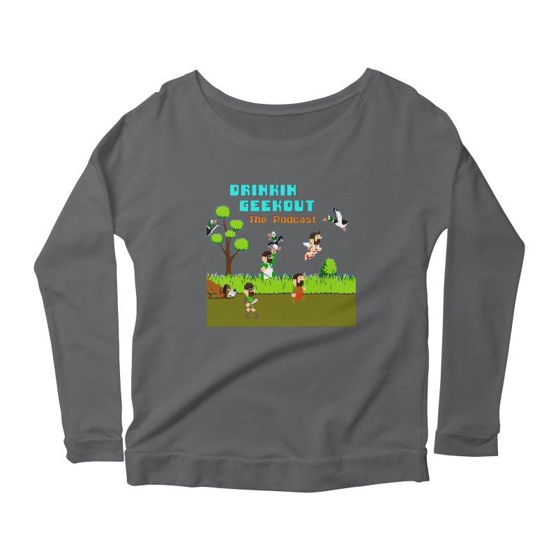 DiGo Hunt Women's Longsleeve T-Shirt by DrinkIN GeekOUT's Artist Shop