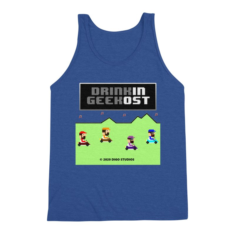 DiGo Kart Men's Tank by DrinkIN GeekOUT's Artist Shop
