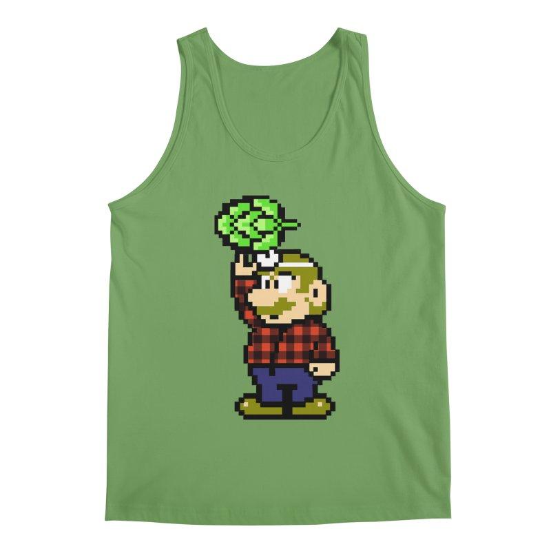 Brewer Mario Men's Tank by DrinkIN GeekOUT's Artist Shop