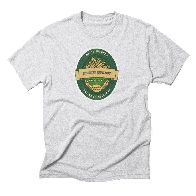 DrinkIN GeekOUT Classic Men's Triblend T-Shirt by DrinkIN GeekOUT's Artist Shop
