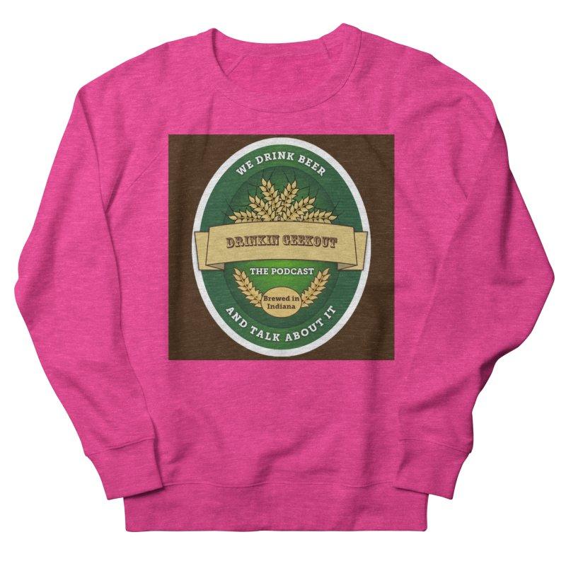 DrinkIN GeekOUT Classic Men's Sweatshirt by Drinkingeekout's Artist Shop