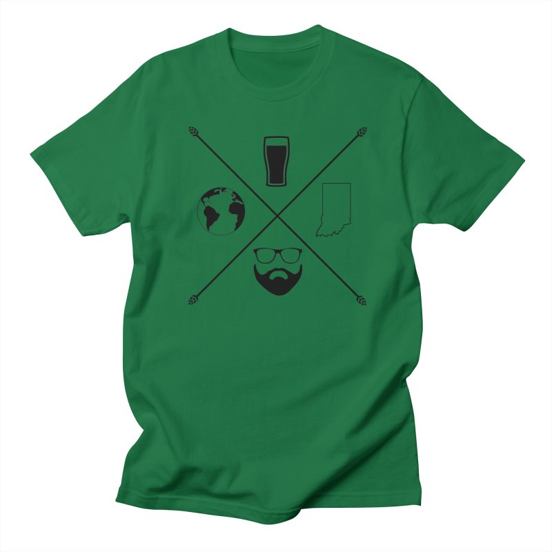 DiGo Hopster design Women's T-Shirt by DrinkIN GeekOUT's Artist Shop