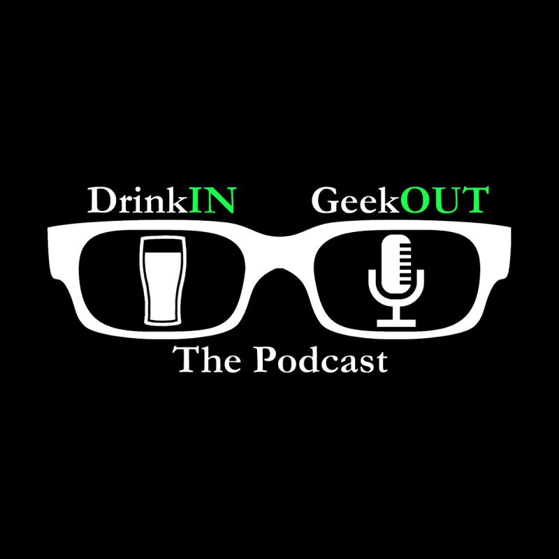 White Beer Goggles by DrinkIN GeekOUT's Artist Shop