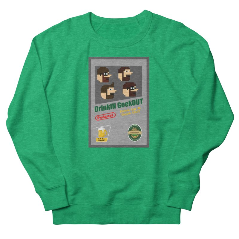 DiGo Box Art Women's Sweatshirt by DrinkIN GeekOUT's Artist Shop