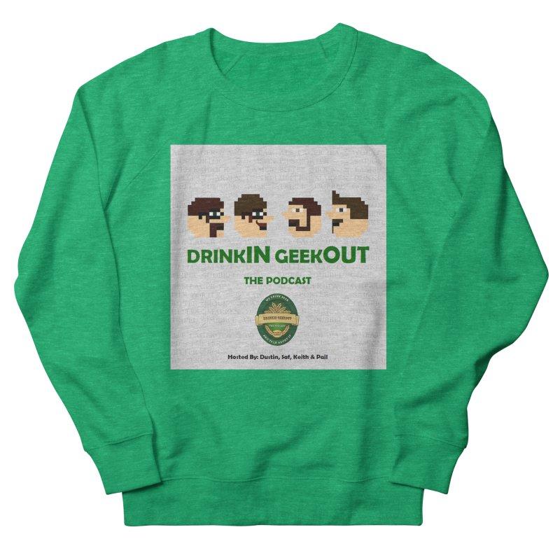 Movember Women's Sweatshirt by DrinkIN GeekOUT's Artist Shop