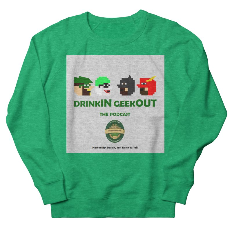 DC DiGo Women's Sweatshirt by DrinkIN GeekOUT's Artist Shop