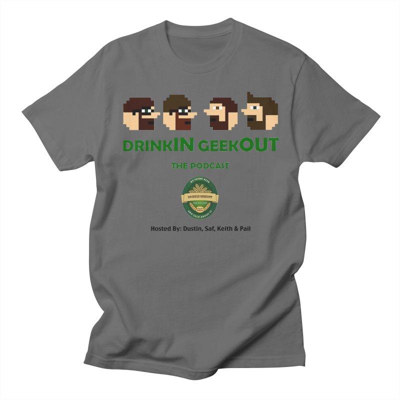 DiGo (no fill) Women's Regular Unisex T-Shirt by DrinkIN GeekOUT's Artist Shop