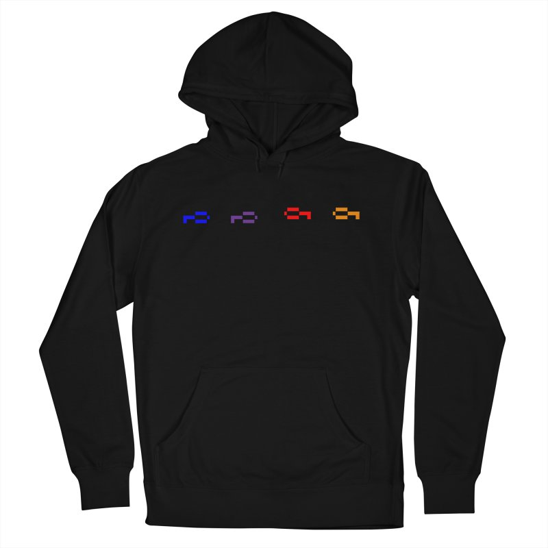 ANDG (Adult Normal Drinking Geeks) Women's French Terry Pullover Hoody by DrinkIN GeekOUT's Artist Shop