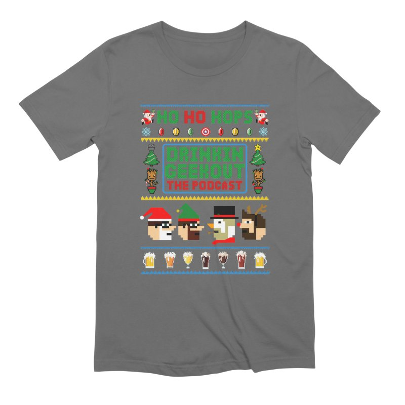 Ugly DiGo Sweater Men's T-Shirt by DrinkIN GeekOUT's Artist Shop