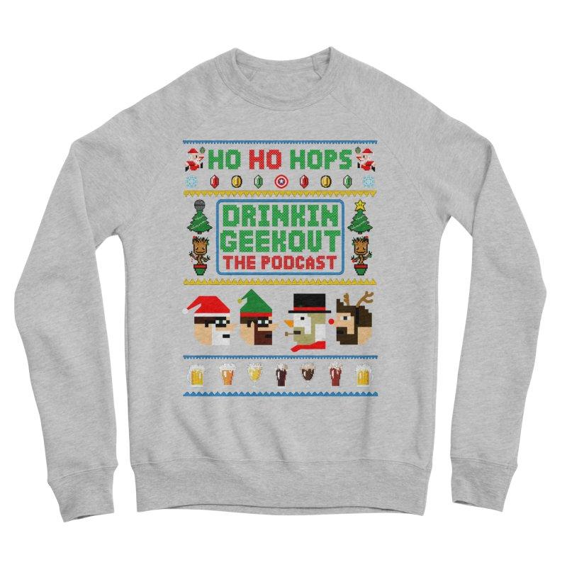 Ugly DiGo Sweater Women's Sponge Fleece Sweatshirt by DrinkIN GeekOUT's Artist Shop